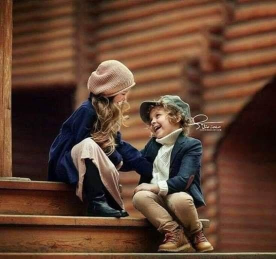 شكرا لكل من نظر إلينا يوما نظرة حب تلك النظرة التي تخبرك أن صاحبها يحبك وأنك جميل جدا وأن رفقتك رائعة وأن قربك م Cute Baby Couple Rumi Good Morning Images
