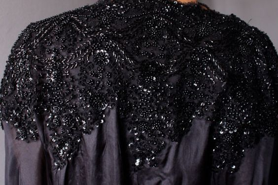 Check out this item in my Etsy shop https://www.etsy.com/listing/215318056/free-shippingblack-chiffon-kaftanlong