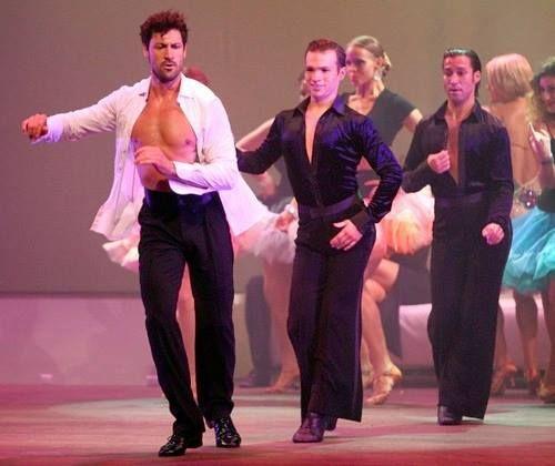 Maksim Chmerkovskiy. Sway A Dance Trilogy