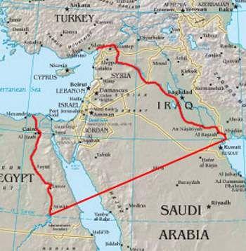 Der Yinon-Plan ist ein israelischer Strategieplan, der die regionale israelische Überlegenheit zementieren soll. Er drängt darauf, dass Israel seine geopolitische Umgebung über eine Balkanisierung des Nahen und Mittleren Ostens und der arabischen Staaten in kleinere und schwächer staatliche Gebilde umgestalten müsse berlin-athen.eu