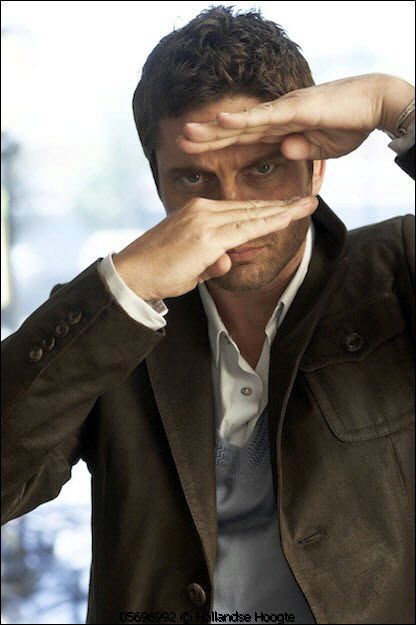 Gerard Butler photo shoot for Icon - Dominick Guillemot - December 6 2009