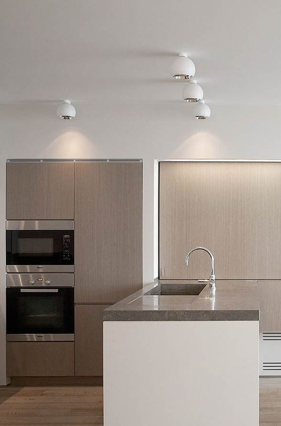 Sleek Apartment in Duinbergen, Belgium by Dennis T'Jampens _