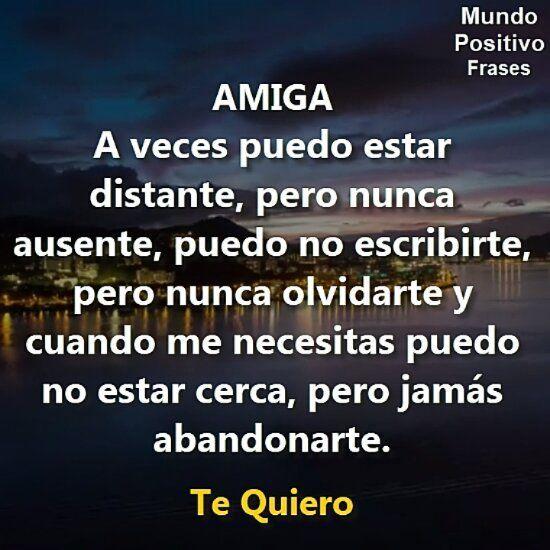 Etiqueta A Tu Amiga Del Alma Frase Frases Reflexión