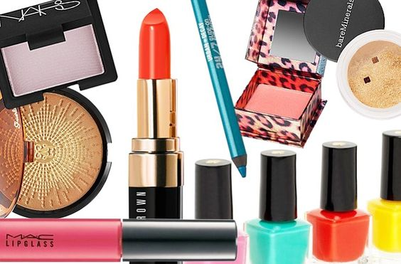 Hottest Makeup Colors of the Summer
