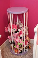 """The toy """"cage""""."""