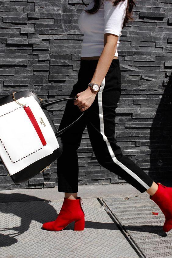 Reino Unido nuevo concepto nuevo alto Tendencias en botines 2018 tacón bajo, Botines de moda 2018 ...