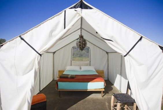 Tents El Cosmico Marfa Tx This Place Is Awesome