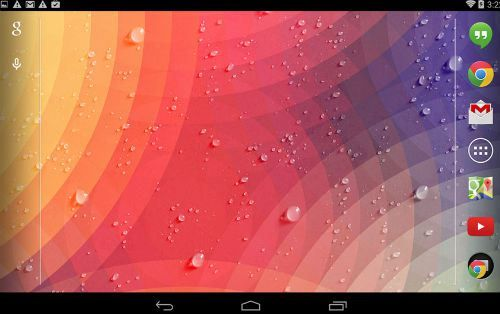 Weatherback Weather Wallpaper Android Review
