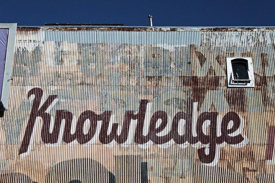 Knowledge by skipmoore, via Flickr