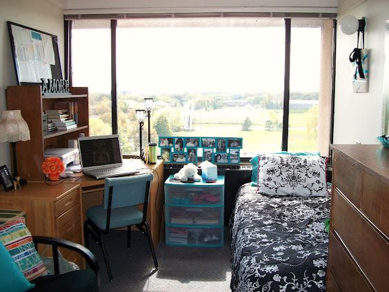 Decorating Ideas > Dorm, Real Life And Dorm Color Schemes On Pinterest ~ 202554_Real Dorm Room Ideas