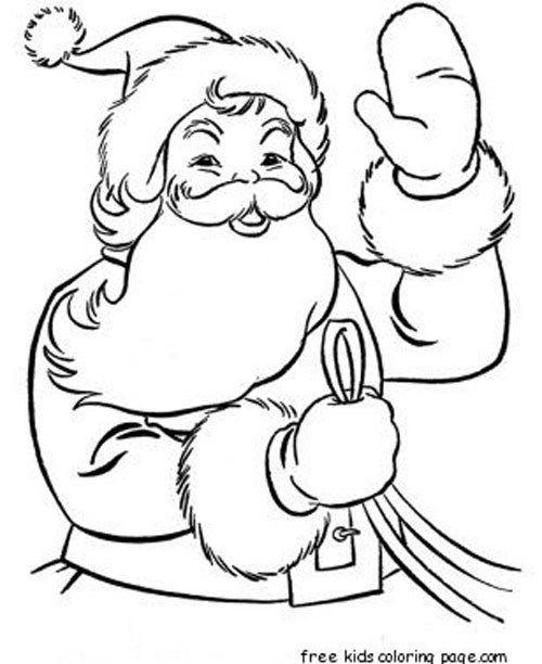 malvorlagen weihnachtsmann queen | aglhk