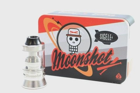 MOONSHOT RTA BY SIGELEI - TWO-POST REBUILDABLE TANK