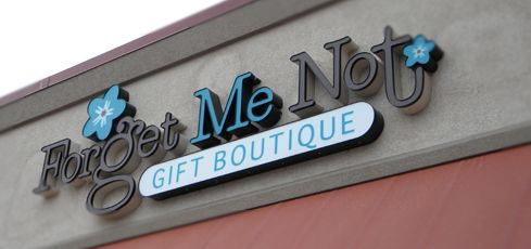Forget Me Not Gift Boutique in Sioux Falls, SD sells unique gifts for