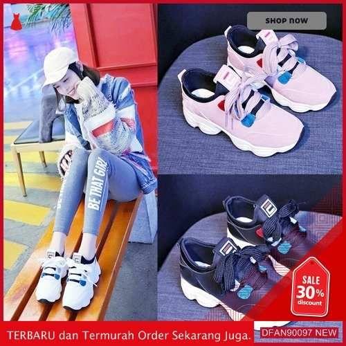 Jual Dfan90097r324 Sepatu N Sandal Rdi01x0324 Wanita Sneakers