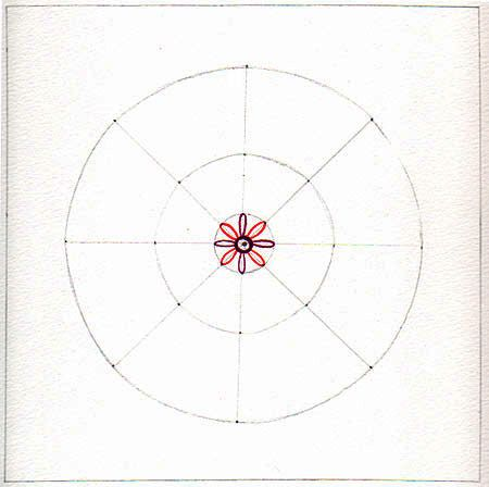 How to Draw a Mandala. great step by step | i make art ...