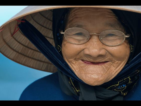 Smile in Southeast Asia❤️