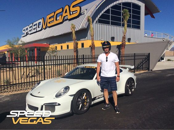 Supercar dreams become reality at #SPEEDVEGAS
