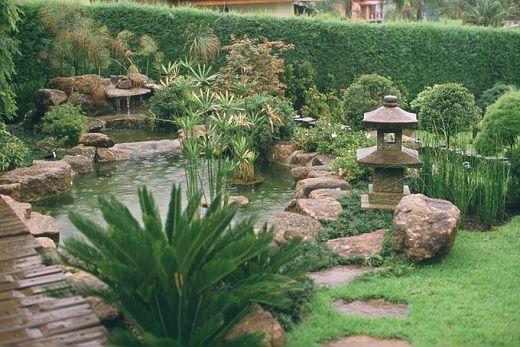 oriental garden ideas