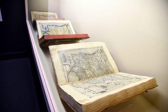 Cartografía del Siglo de Oro español | VIII Centenario