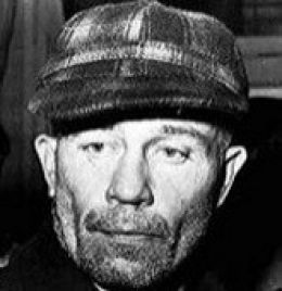 Ed Gein was the inspiration for the story of Hannibal Lector the Serial Killer doctor.