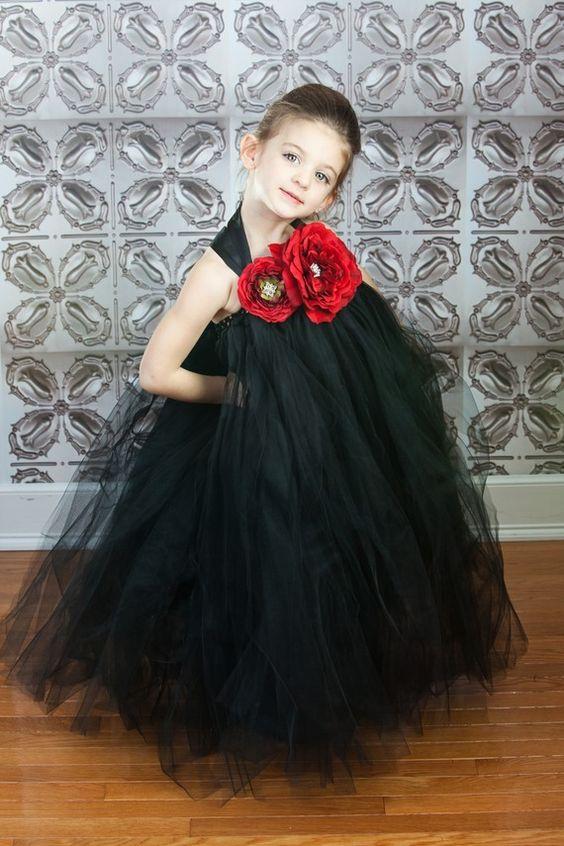 Tutu flower girl idea!