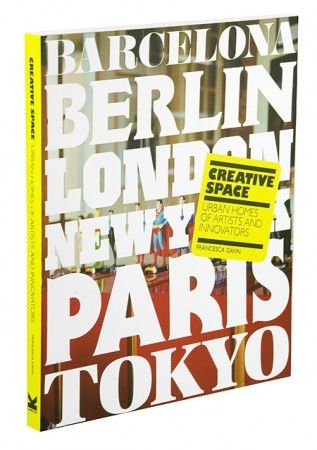 CreativeSpace Book :: m u s t  b u y  #artistshomes