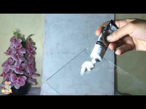فن تشكيل الورد بالألوان الزيتية الرسم بالسكين Knife Oil Painting Youtube