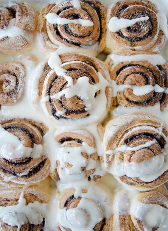 """Recipe for """"Clueless"""" inspired Sticky Buns"""