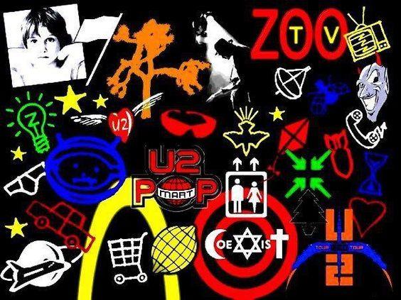Resultado de imagen de U2logos