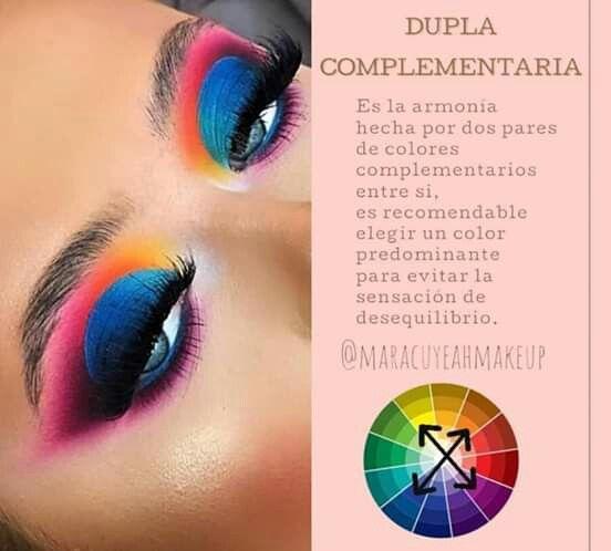 Pin De Liz Vázquez En Colores Maquillaje De Ojos Colorido Maquillaje De Ojos Fácil Maquillaje De Ojos