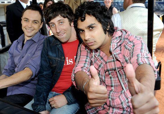 Jim, Simon & Kunal