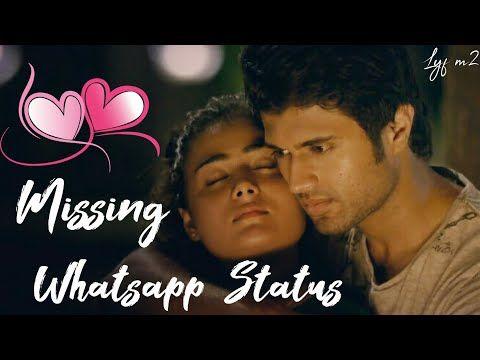 Uyire Uyire Uyir Nee Than Endral Cute Romantic Whatsapp Status Video 3 Movie Missing Status Video Youtube Romantic Romantic Gif Cover Songs