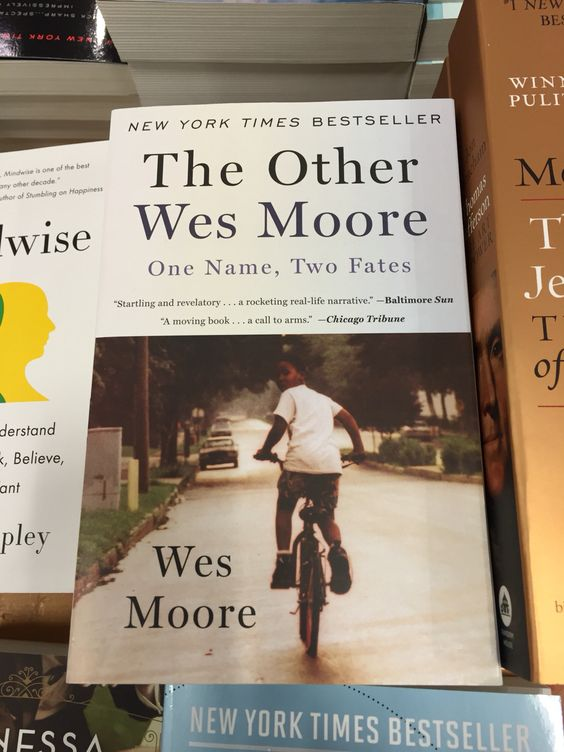 The Other Wes Moore (One Name, Two Fates) / Wes Moore
