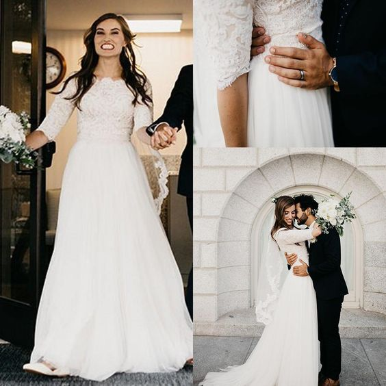 7 Bridal Fashion Trends and What Venue They Look Best In (2021-2022) 5