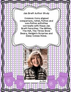 Download [PDF] Reading With Jan Brett Author Study Free ...
