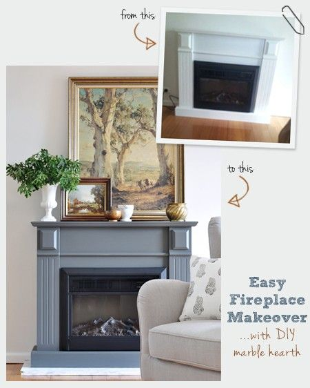 Hearth Marble Hearth And Electric Fireplaces On Pinterest