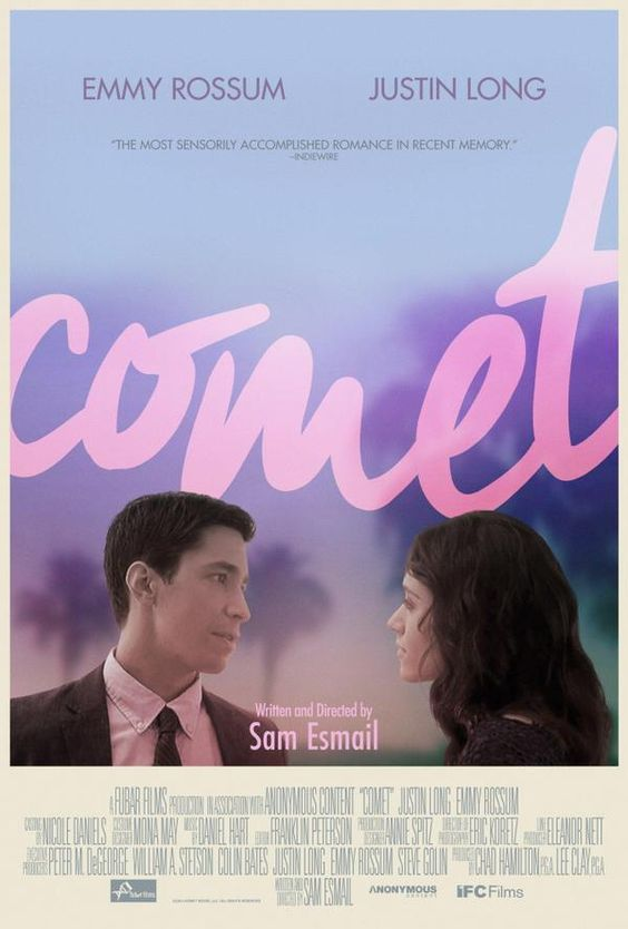 """iangalliagher: Watch """"Comet"""" online HERE. +editSomeone told me that the link i posted doesn't work, so here's another link. please tell me if there are problems.. Very Good Movie!!"""