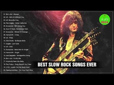 Bon Jovi Scorpions U2 Led Zeppelin Eagles Aerosmith Best