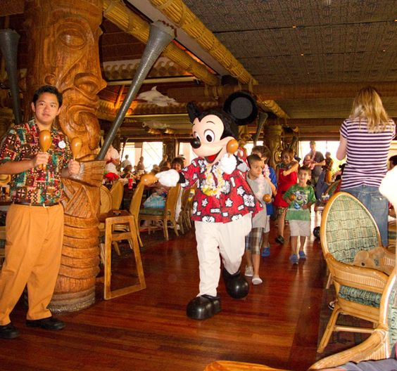 Ohana At The Polynesian Supposed To Be A Great Character