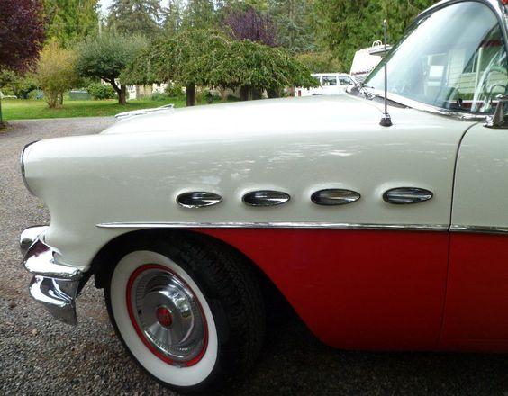 '56 Buick Century Wagon