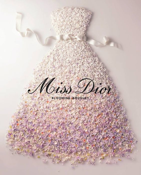 I got this at home and I loved it! Great direct marketing..  Miss Dior Blooming Bouquet. http://www.dior.com/magazine/int_en/News/Couture-Petals#