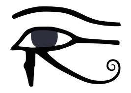 oeil horis egypte