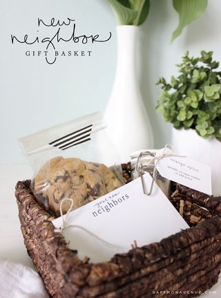 Wedding Gift Ideas For Neighbors : neighbor gifts new neighbors neighbor gifts gift baskets gift ideas ...