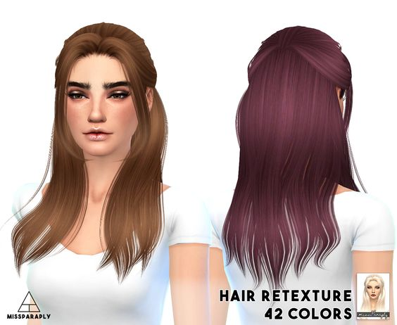 MISSPARAPLY | Alesso solid retextures  - Nana.