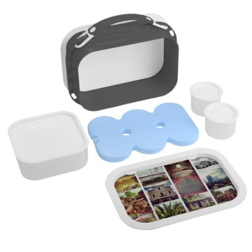 DIY Twelve Photo Instagram Lunchbox. Available in 6 different colors. DIY. Replace the existing 12 photos with your own Instagram photos in one easy step. #Instagram #instagramproducts #DIYprojects #DIYgift  #DIY #personalized #lunchbox #Yubo #instagramproducts #iphoneography #zazzle #personalizedgifts #DIYbox #DIYlunchbox #DIYkids #kids