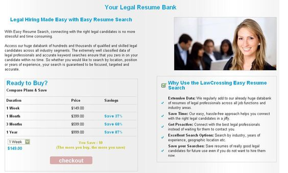 legal jobs Advertising Pinterest - resume search