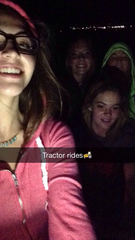 2am tractor ride sounds good to me