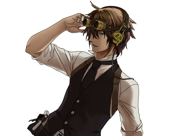 steam punk anime steampunk - photo #16