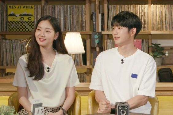 Kim Go Eun And Jung Hae In Tell The Stories Behind Their Acting Debuts
