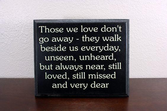 So true... I Miss My MOM!!